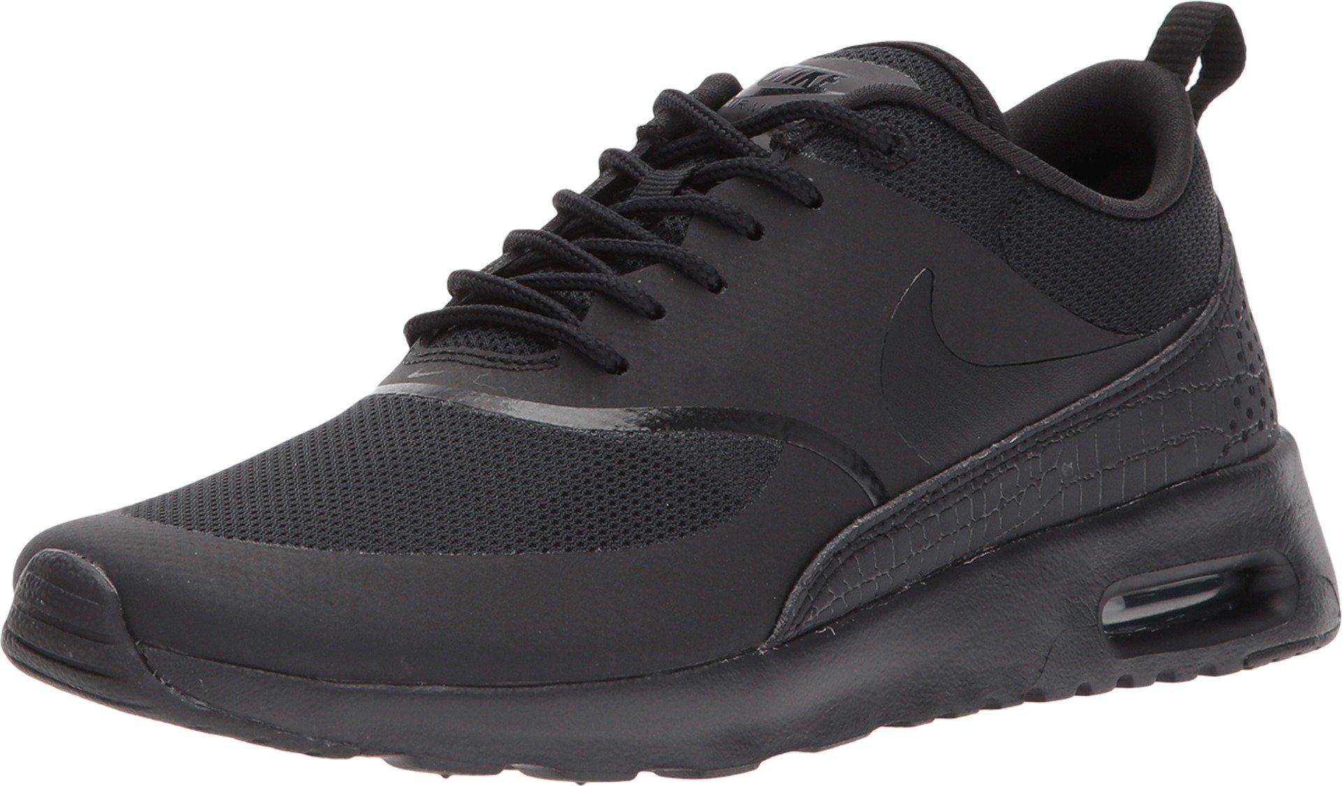 Nike Air Max Thea Women's Running Shoes BlackBlack 599409 025 (9 B(M) US)