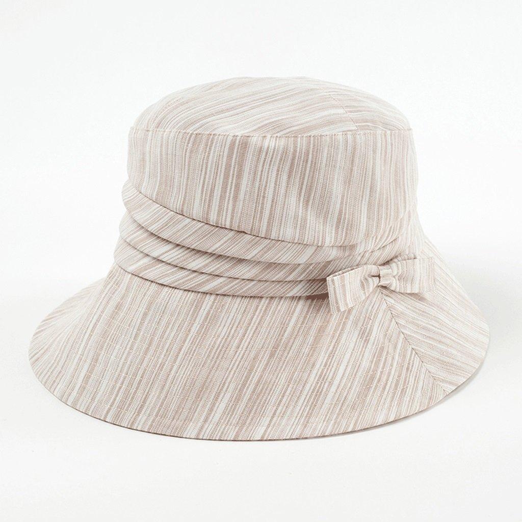 Sombreros del Sol Hembra Verano Protector Solar Plegables Viajes ...
