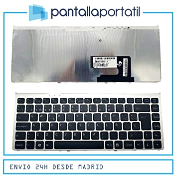 Desconocido Teclado ESPAÑOL Sony VAIO VGN-FW31E VGN-FW31J VGN-FW54M VGN-FW21E VGN-FW21L: Amazon.es: Electrónica