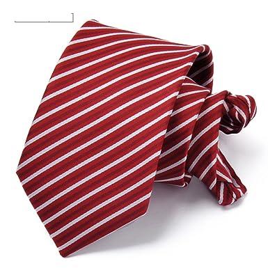 Hombre banda o lazo de corbata de color sólido, Partido formal ...