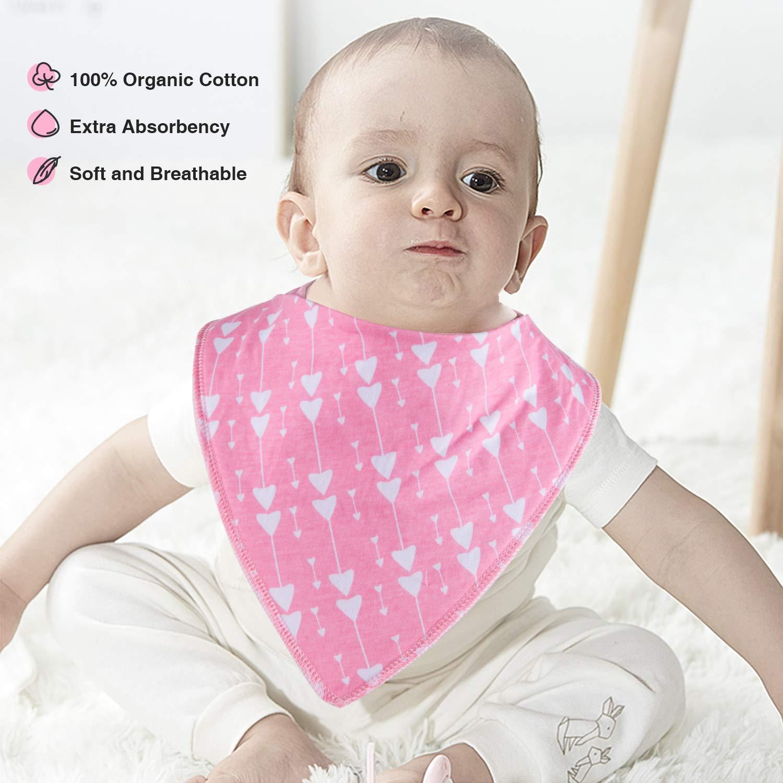 Amazon.com: Paquete de paños para bebé para recién nacido, 3 ...