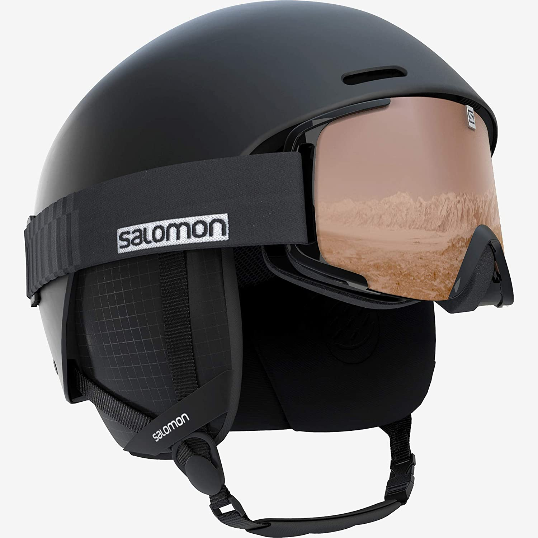 SALOMON Brigade Casques de Ski Homme