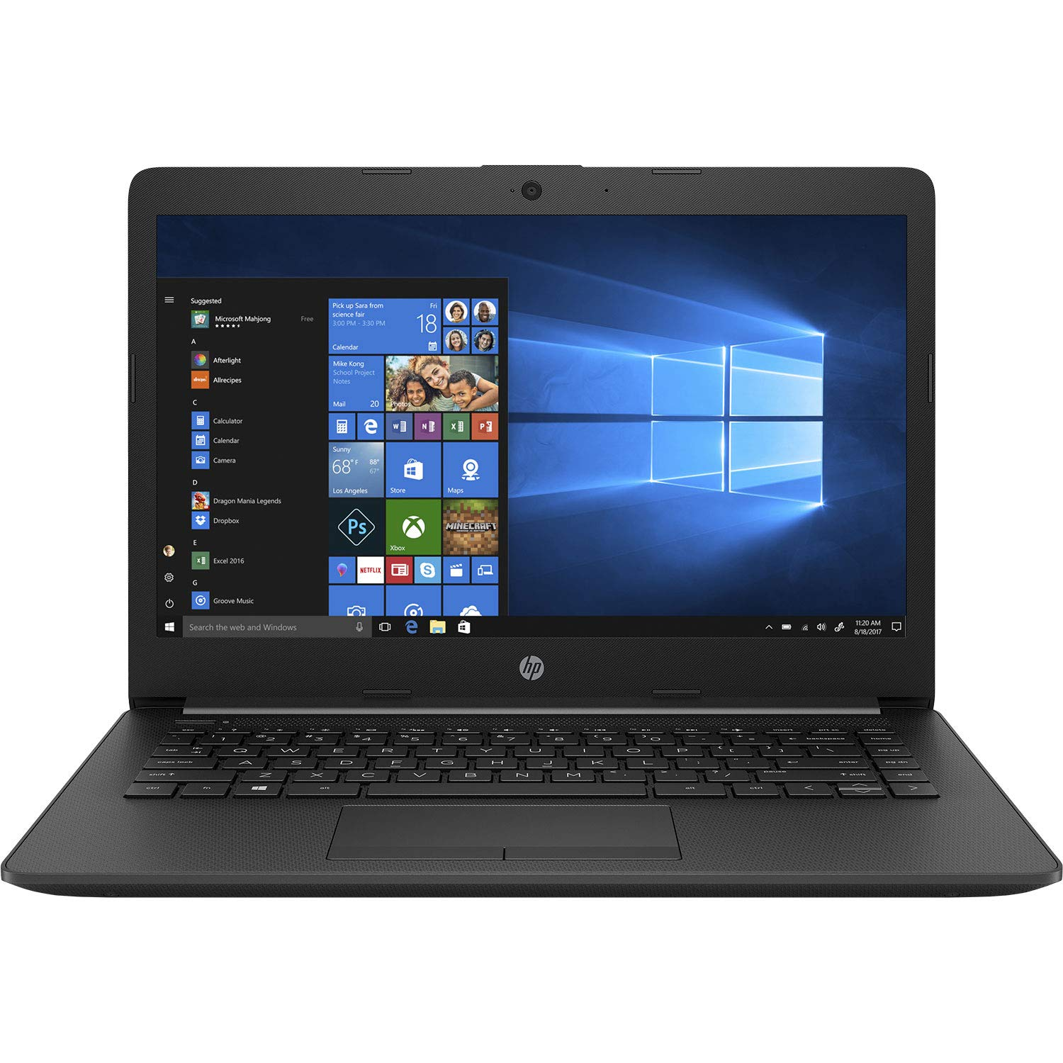 HP laptop under 40k