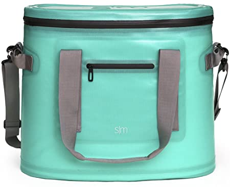 Simple Modern 30 Liter Weekender Soft Cooler Bag – Caribbean Blue