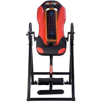 Merax MS034685JAA Vibration Massage & Heat Comfort Inversion Table