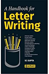 A Handbook for Letter Writing Paperback