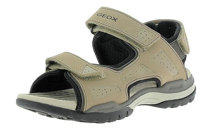 Sandali marroni per bambina Geox Z2iQk
