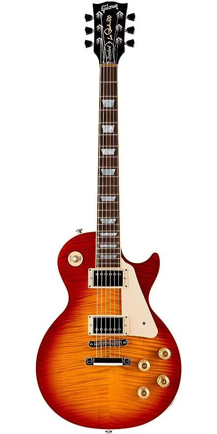 Guitarras eléctricas Gibson Les Paul LP Standard 2015 – 2016 SR Sprint Run LTD Heritage Cherry