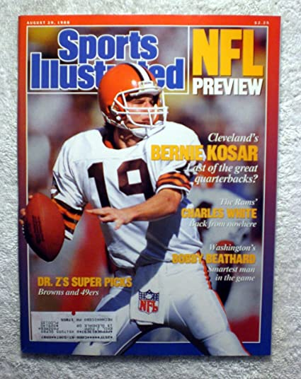 low priced 68d22 6d72d Amazon.com: Bernie Kosar - Cleveland Browns - Sports ...