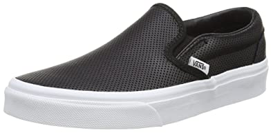 vans slip on shoes amazon