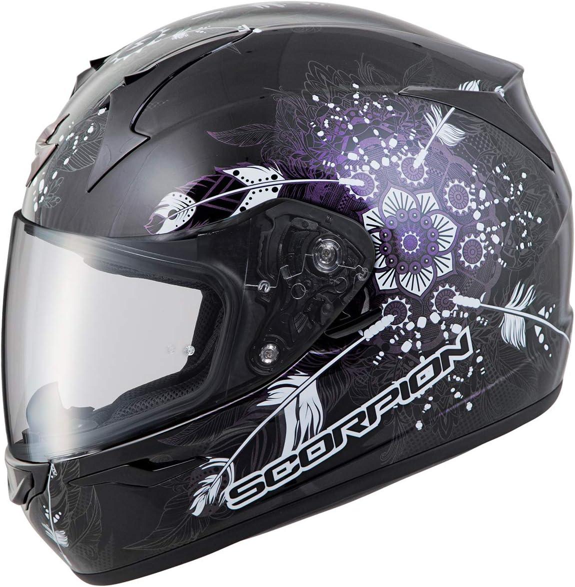 蝎子R320头盔