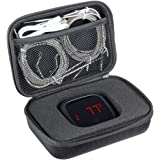 Inkbird Carrying Case of Travel Storage Compatible for IBT-4XS Bluetooth Wireless Grill Thermometer