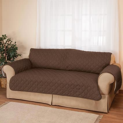 Deluxe Microfiber XL Sofa Cover By OakRidgeTM