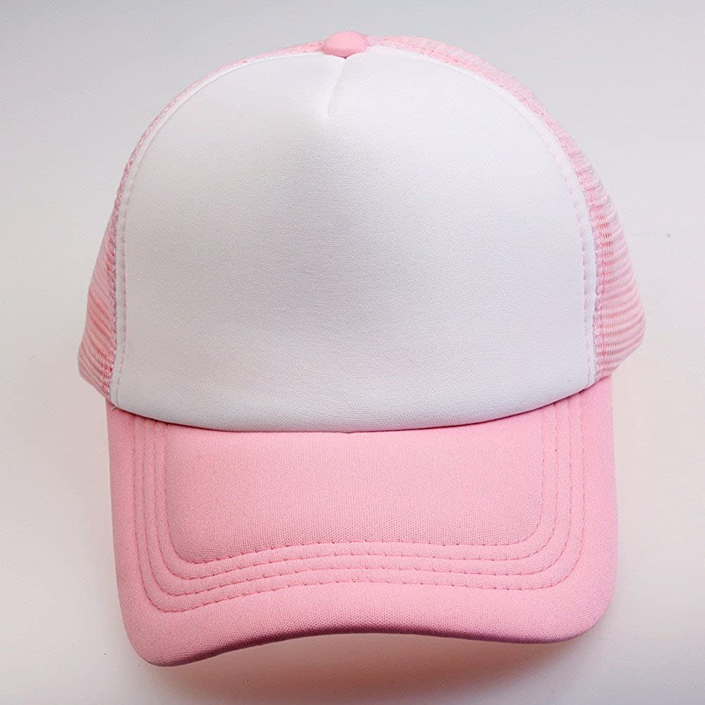LuckyWorth Hats Baseball Cap Dad Caps Colorful Design Adjustable Flat Hat