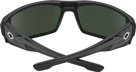 NEW Spy Optics Dirk Hawaii Happy Grey Green Polarized 182052782864 Sunglasses