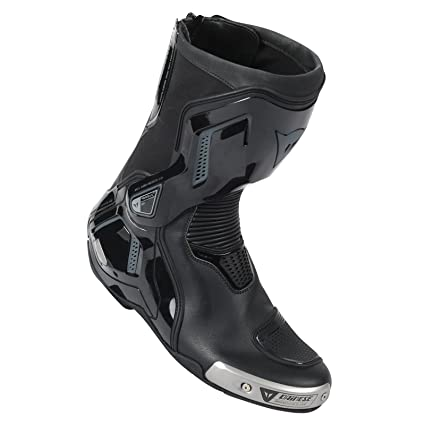 cacb13987 Amazon.com: Dainese Torque D1 Out Air Boots (43) (BLACK/ANTHRACITE):  Automotive