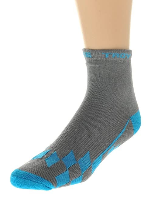Troy Lee Designs Multi Quarter Checker Pack of 3 Ankle Socks at Amazon  Men's Clothing store: