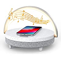 Ezvalo Music Table Lamp with Wireless Charger