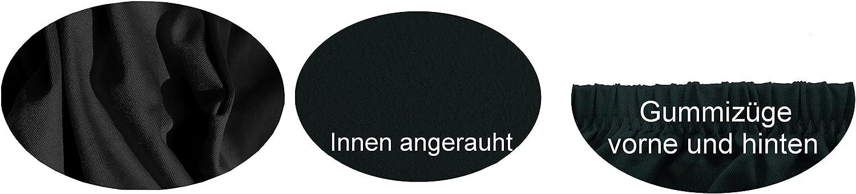 Car-e-Cover elegant formanpassend Autoschutzdecke Perfect Stretch atmungsaktiv f/ür den Innenbereich Farbe Schwarz