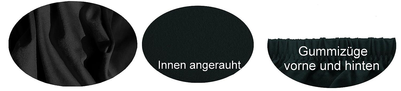 atmungsaktiv f/ür den Innenbereich drei Farben elegant formanpassend Autoschutzdecke Perfect Stretch acht Gr/ö/ßen Car-e-Cover
