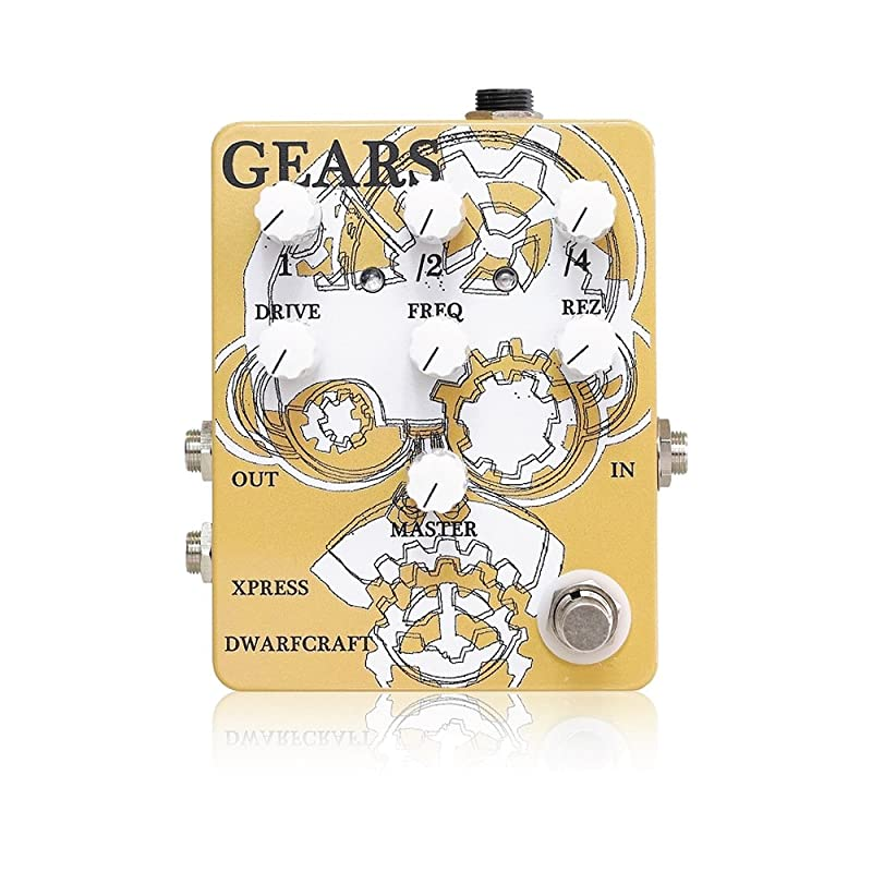 Dwarfcraft Devices Gears