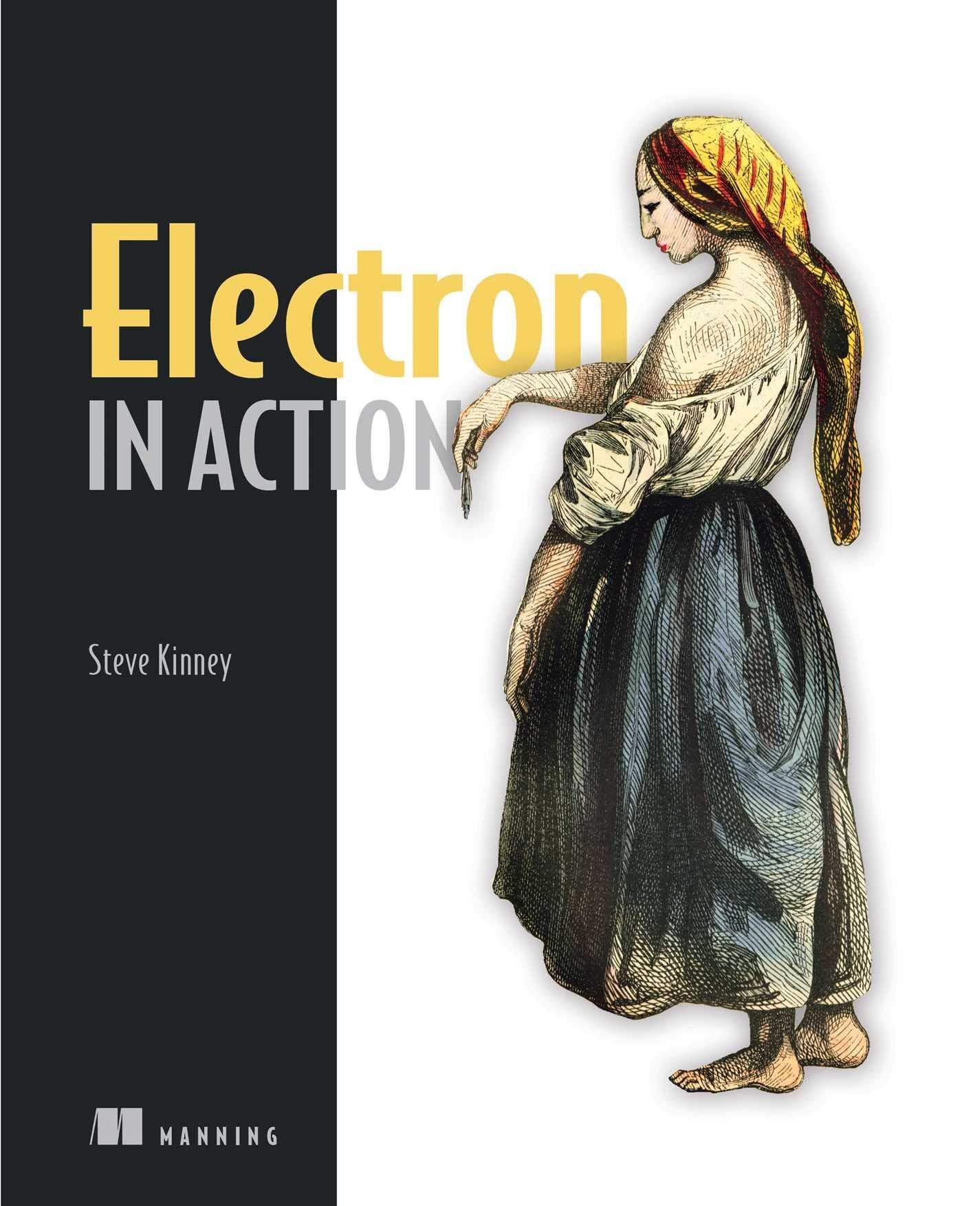 Electron in Action: Amazon.es: Kinney, Steve: Libros en idiomas extranjeros