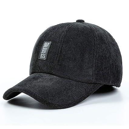 NJ Cappello- Autunno e Inverno Versione Coreana del Berretto da Baseball  Uomo e Donna di c9966a0d36f9