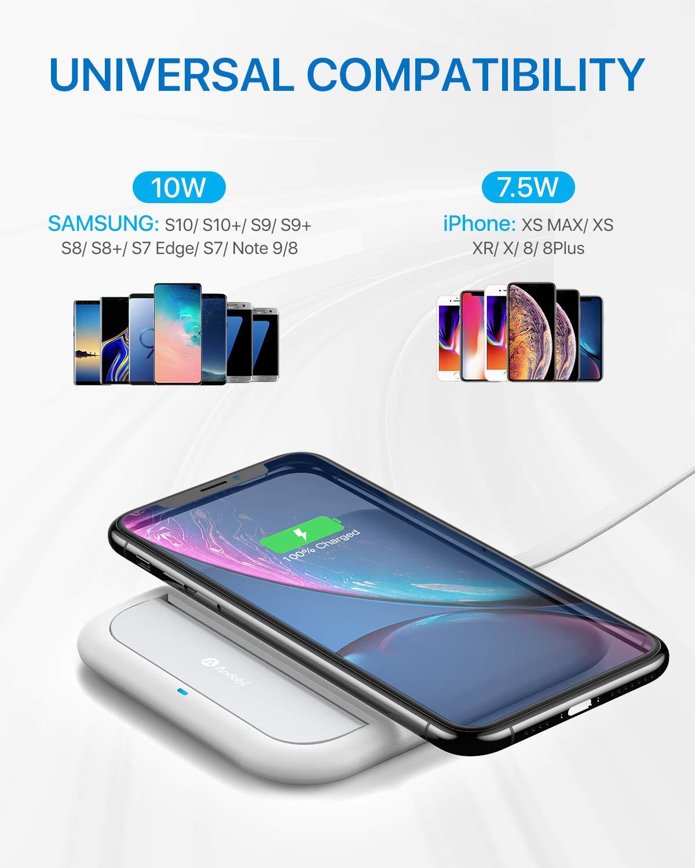 Amazon.com: Andobil - Soporte de carga rápida para iPhone XS ...