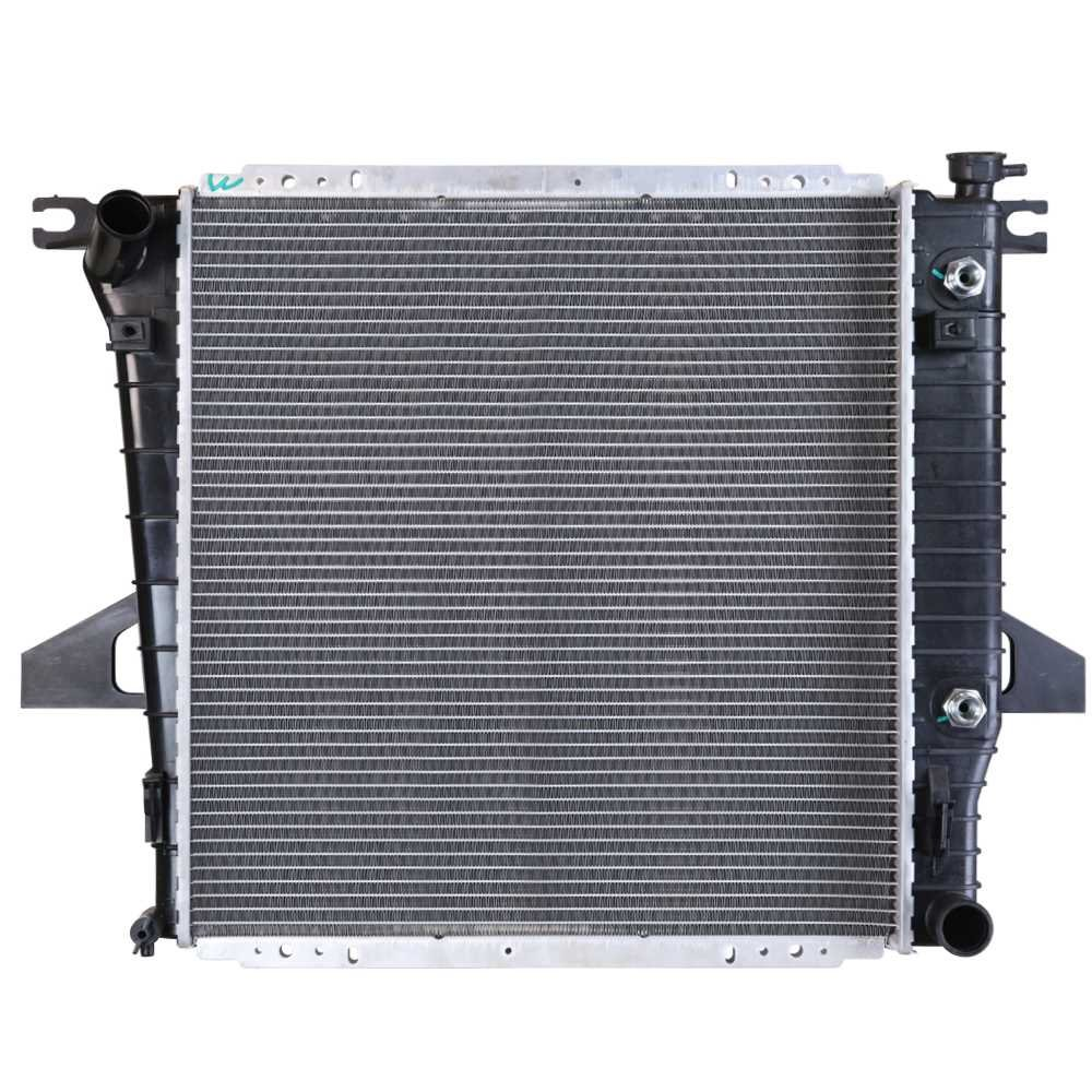 Prime Choice Auto Parts RK803 New Complete Aluminum Radiator