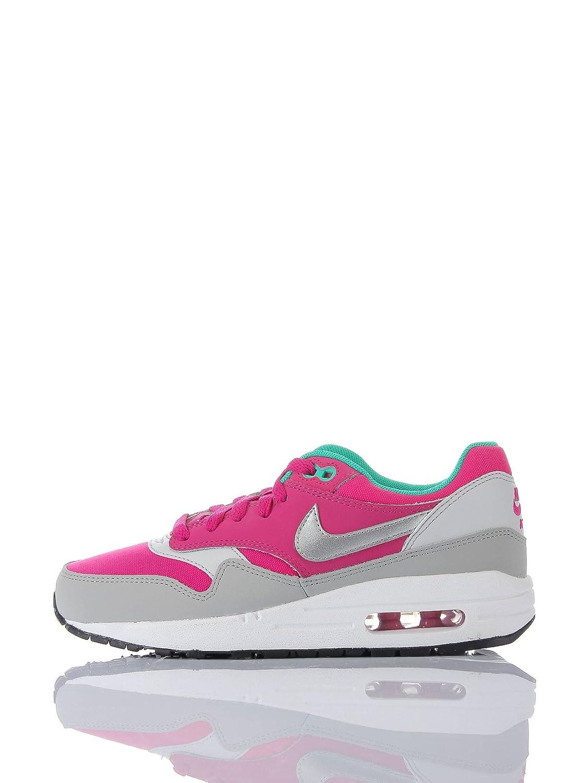 575e03b8b0e1 Nike Unisex Kids Air Max 1 Gs 653653-600 Trainers  Amazon.co.uk  Shoes    Bags