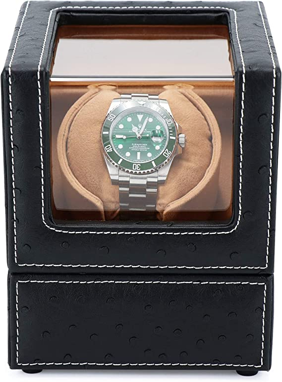 Single Watch Winder Luxury for All Automatic Mechanical Watch