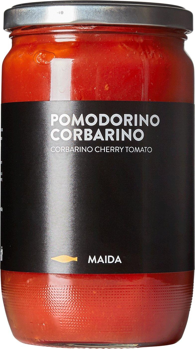 Corbarino Tomatoes - Cherry Tomates Maida Farm - Campania, Italy - 1.5 lb