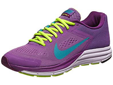 best service bed0d 1d062 Nike Women s Zoom Structure 17 Violet Volt 5.5 Medium ...
