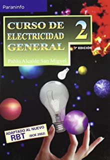 Curso de Electricidad General 2 (Spanish Edition)