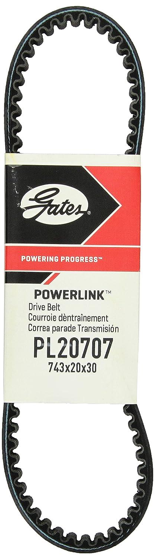 Gates PL20707 Drive Belt