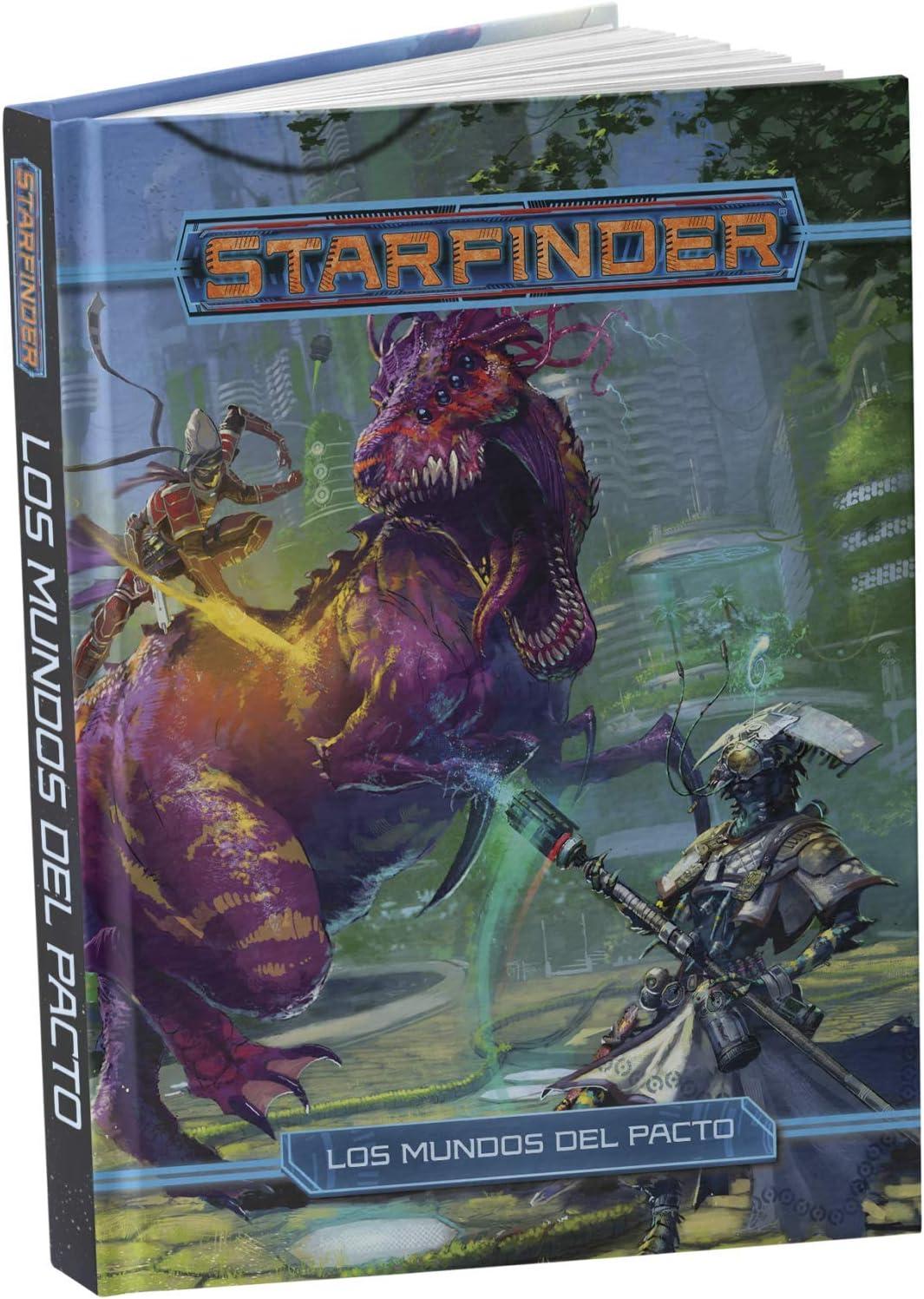 Devir - Starfinder Los Mundos del pacto (SFPACTO): Amazon.es: Juguetes y juegos
