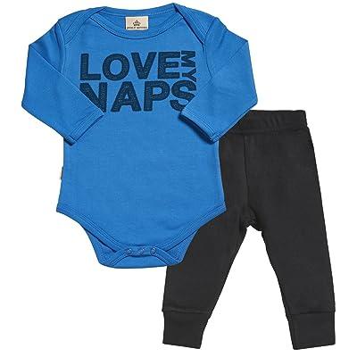 Love My Naps bébé Set - bébé body & bébé Pantalon - bébé body & bébé Pantalon cadeaux Ensembles