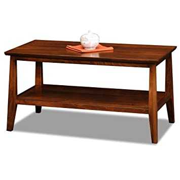 Amazon.com: Leick Delton Condo/Apartment Coffee Table: Kitchen & Dining