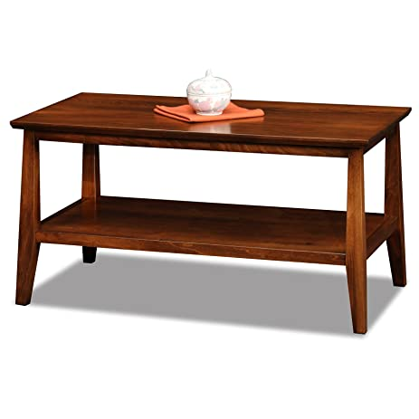 Amazon.com: Leick Delton Condo/Apartment Coffee Table: Kitchen ...