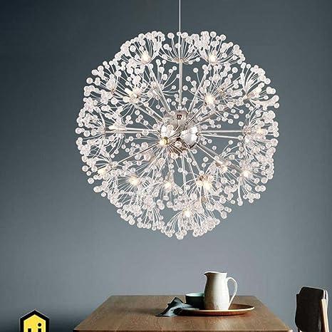 Moderna Lámpara colgante Acero - Lámpara de techo colgante ...