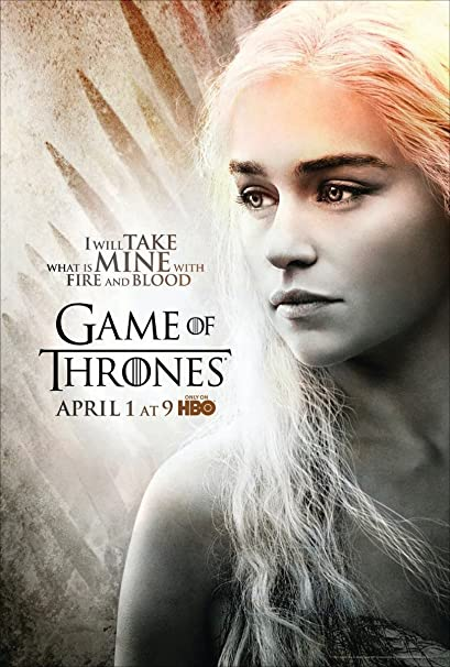 Amazon Com Game Of Thrones Season 1 2 3 Poster 36 Inch X 24 Inch