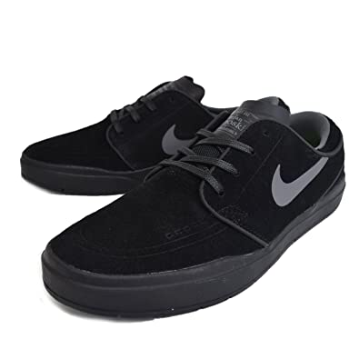 NIKE Men's Stefan Janoski Hyperfeel, Black/Black-Anthracite-Black, ...