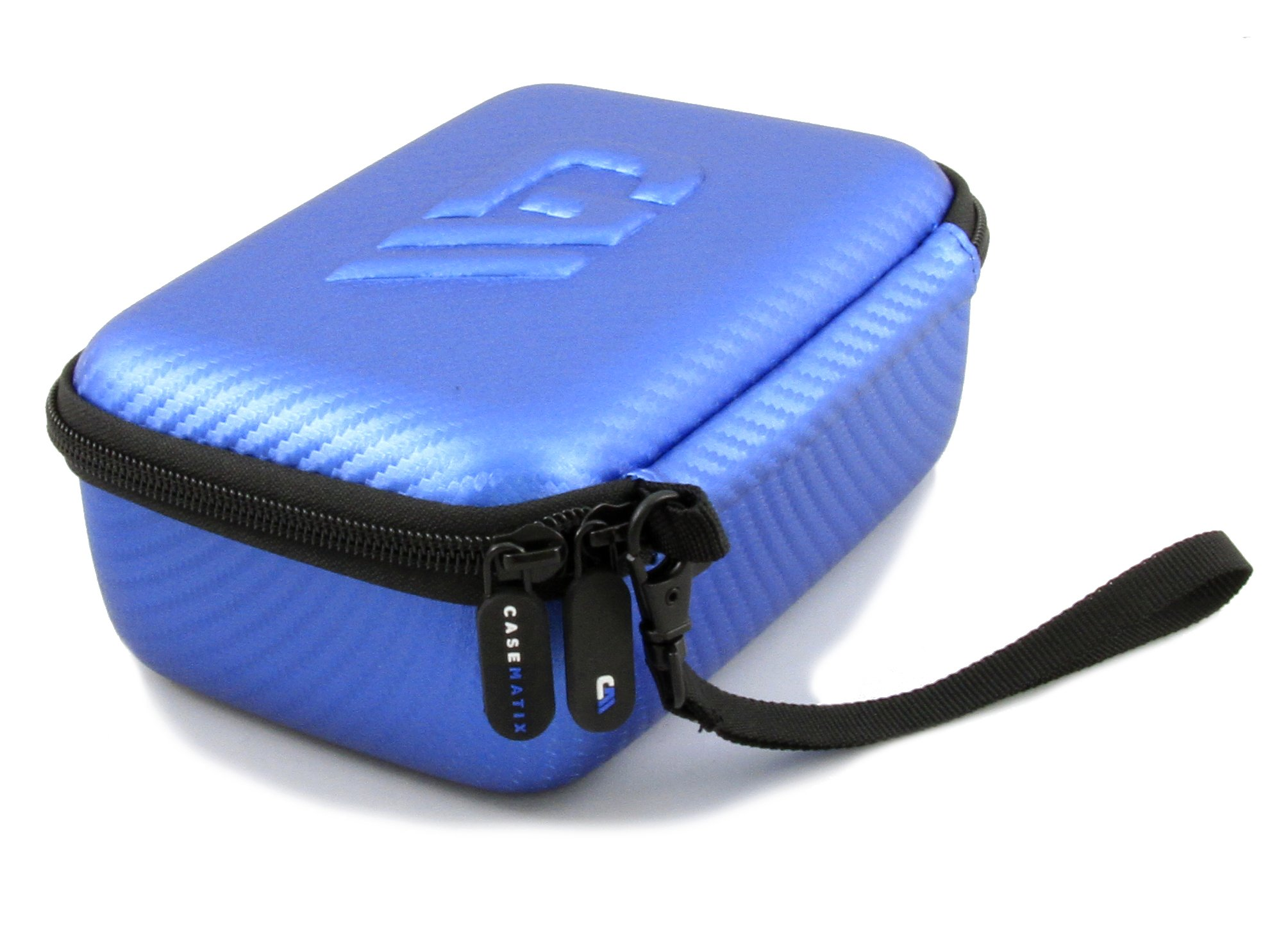 CASEMATIX Blue Toy Case Compatible with Boxer Interactive A.I. Robot - Includes Toy Box and Felt Bag to Hold Game Activating Feature Cards by CASEMATIX (Image #3)