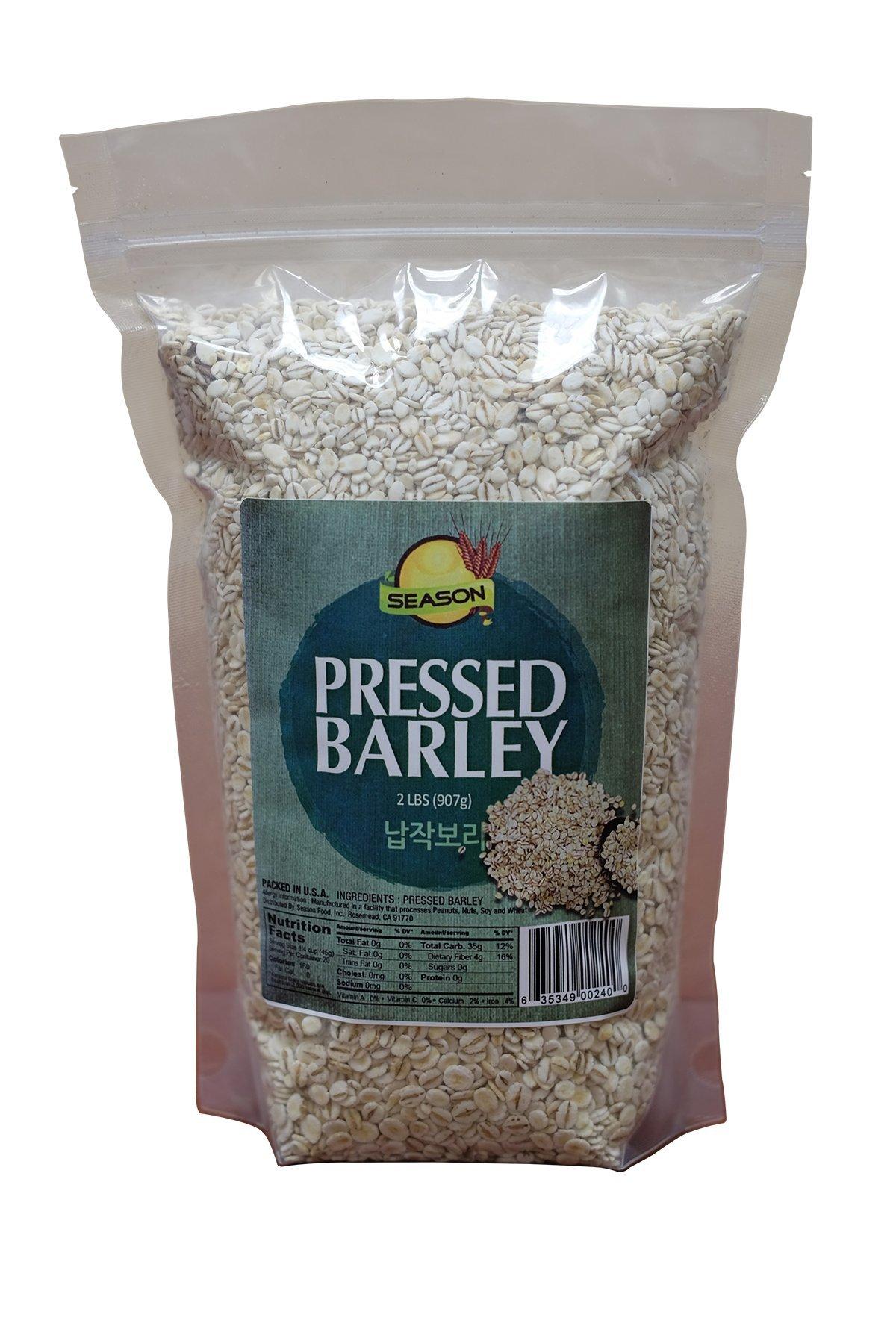 Season Pressed Barley, 2-Pound