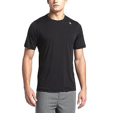 5e5a8e14 Amazon.com: Hurley Mens Dri-Fit Icon Surf Shirt: Clothing
