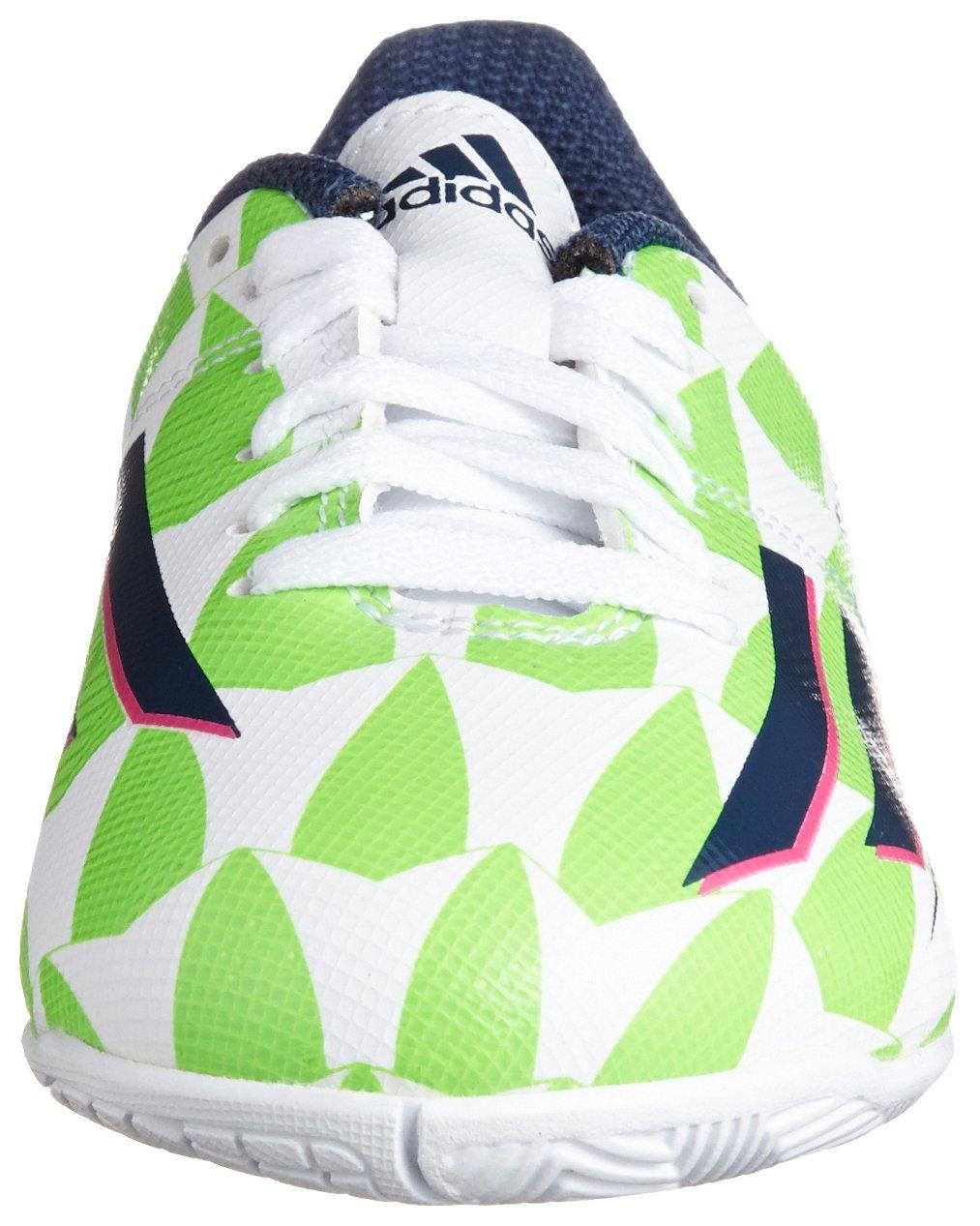 big sale dd9ec 3a9a1 Adidas F5 IN J BLAURUNWHT - 4 Amazon.de Sport  Freizeit