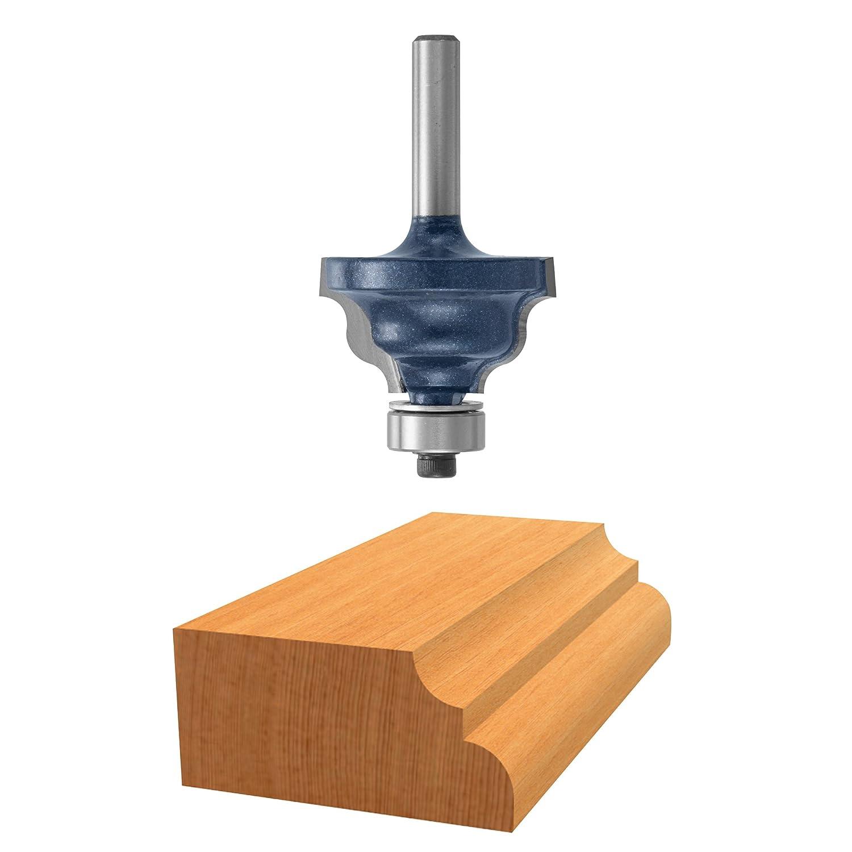 Bosch 85604M 1-3//8 In x 11//16 In Carbide Tipped Cove /& Bead Bit