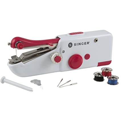 Amazon SINGER Stitch Sew Quick Portable Mending Machine 40 Mesmerizing Handy Stitch Sewing Machine Not Stitching Properly