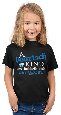Kindershirt Bayrische Sprüche Mundart Kinder Tshirt A Boarisch