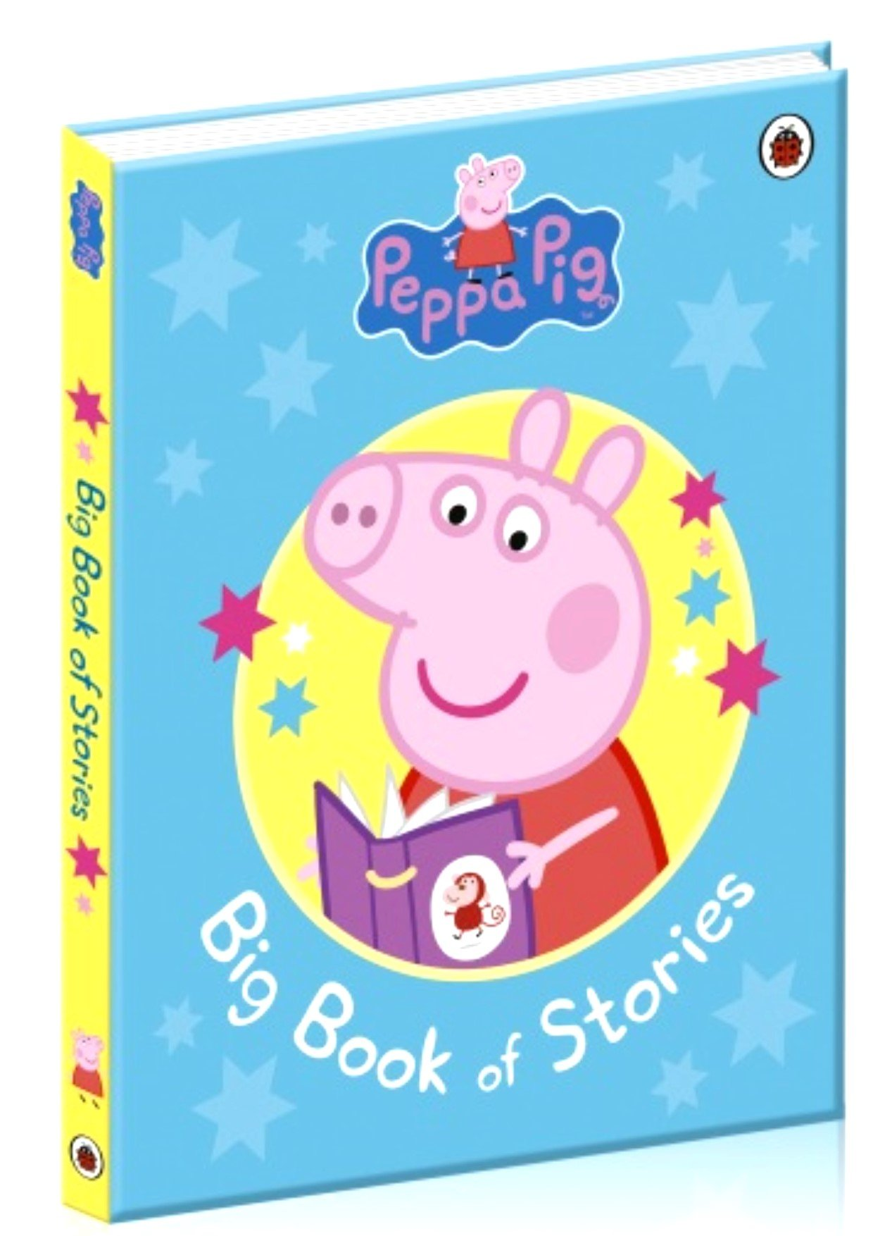 Peppas Big Book Of Stories Treasury 9780241241608 Books Peppa Pig First Sleepover